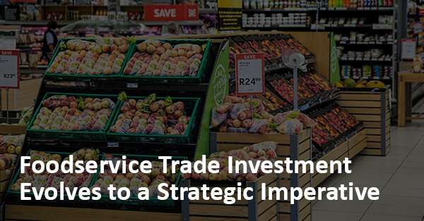 Survey Results: Foodservice Trade in 2015