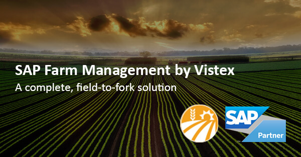 Support the full lifecycle of your farm management operations