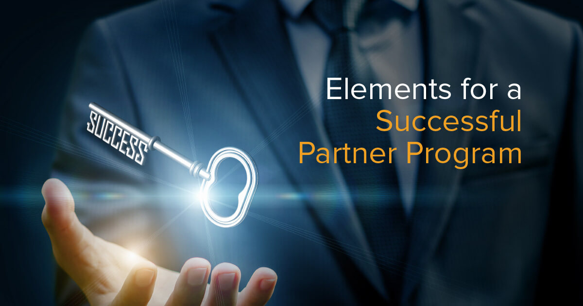 Do you have the right Elements in place for a Successful Channel Partner Program?