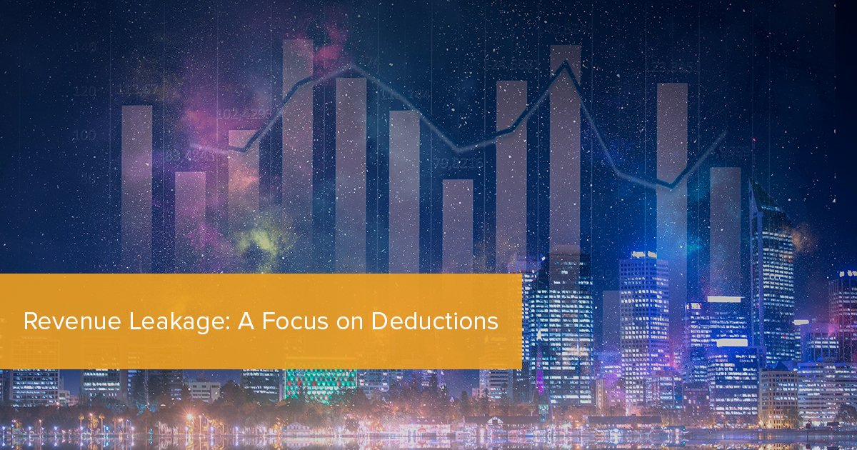 Revenue Leakage: A Focus on Deductions
