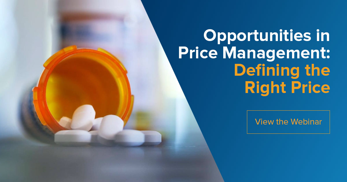 Opportunities in Price Management: Defining the Right Price