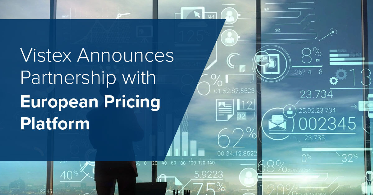 Vistex Announces Partnership with European Pricing Platform