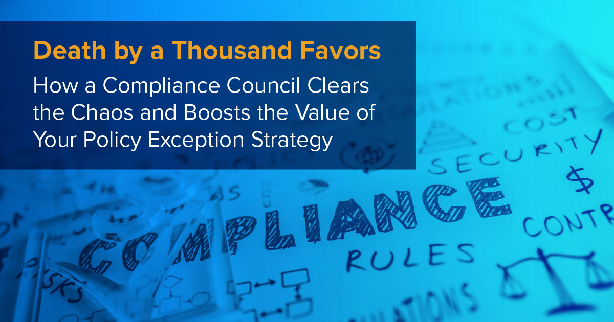 Compliance Blog Feature Image