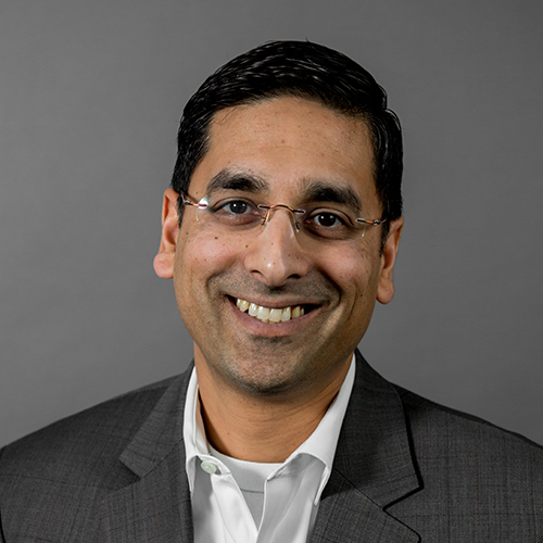 Tushar Shah - Senior Vice President of Sales