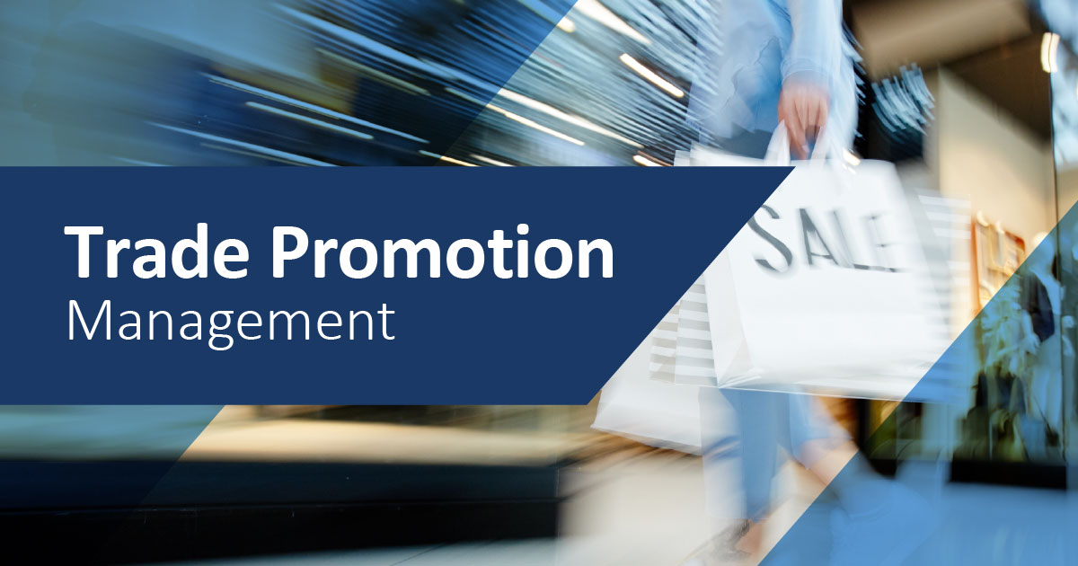 Trade Promotion Management