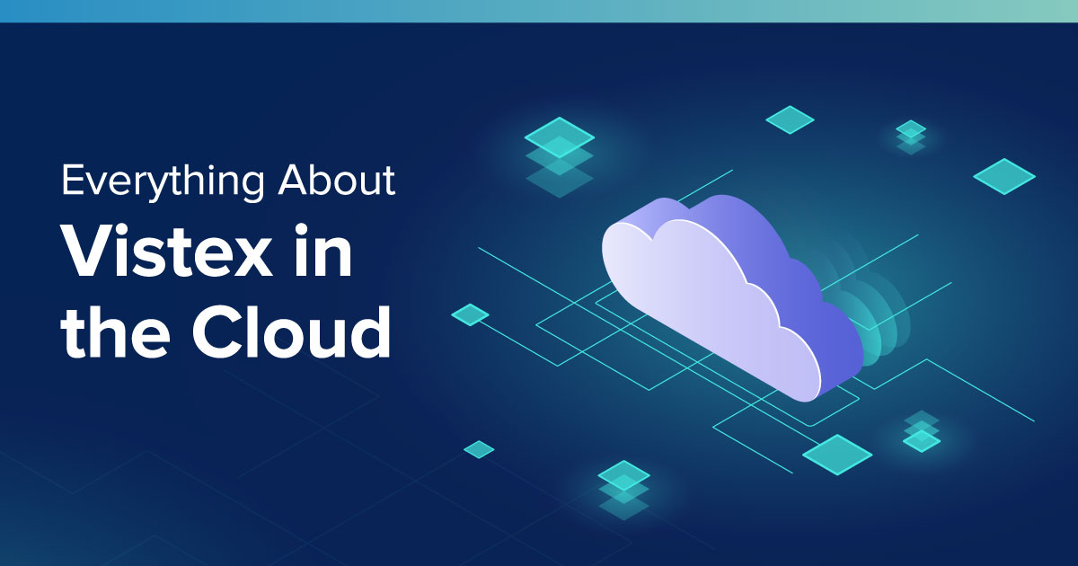 Everything about Vistex in the Cloud
