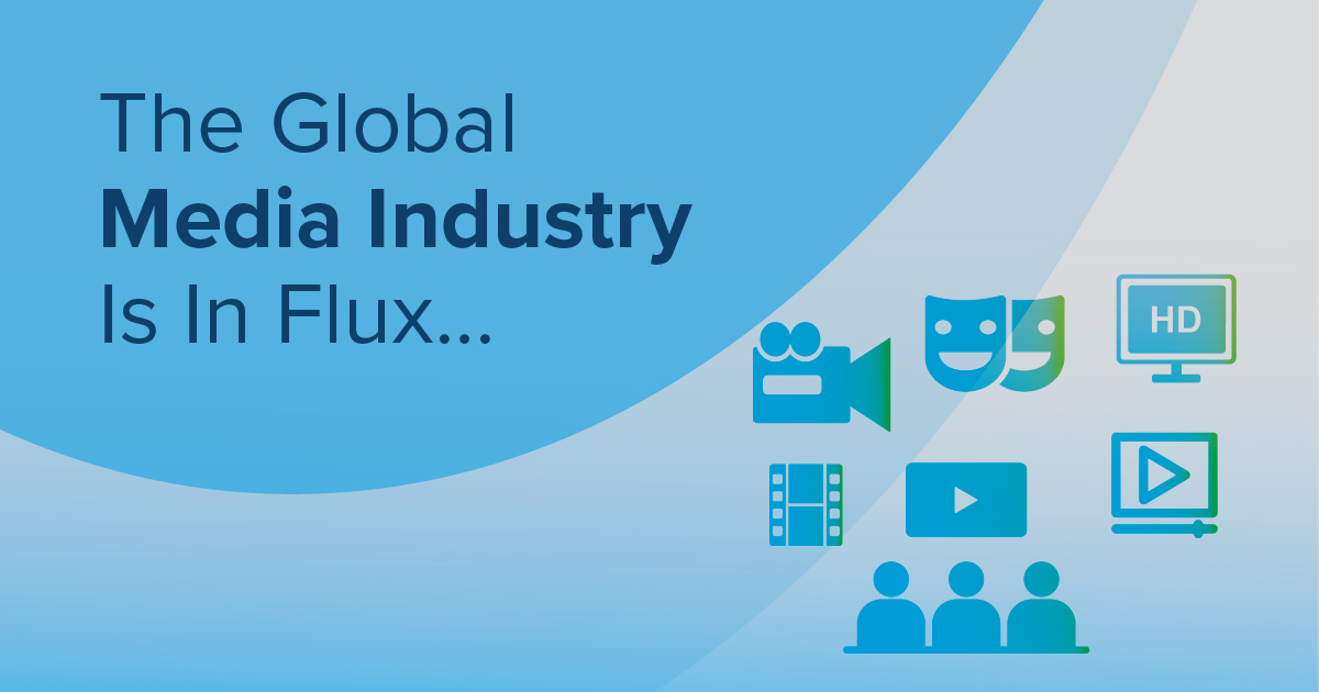 Adding Up Global Revenue in the Media Industry