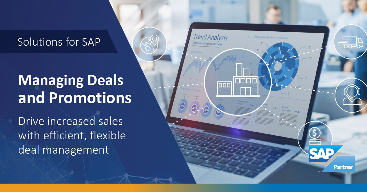 SAP – Managing Deals and Promotions