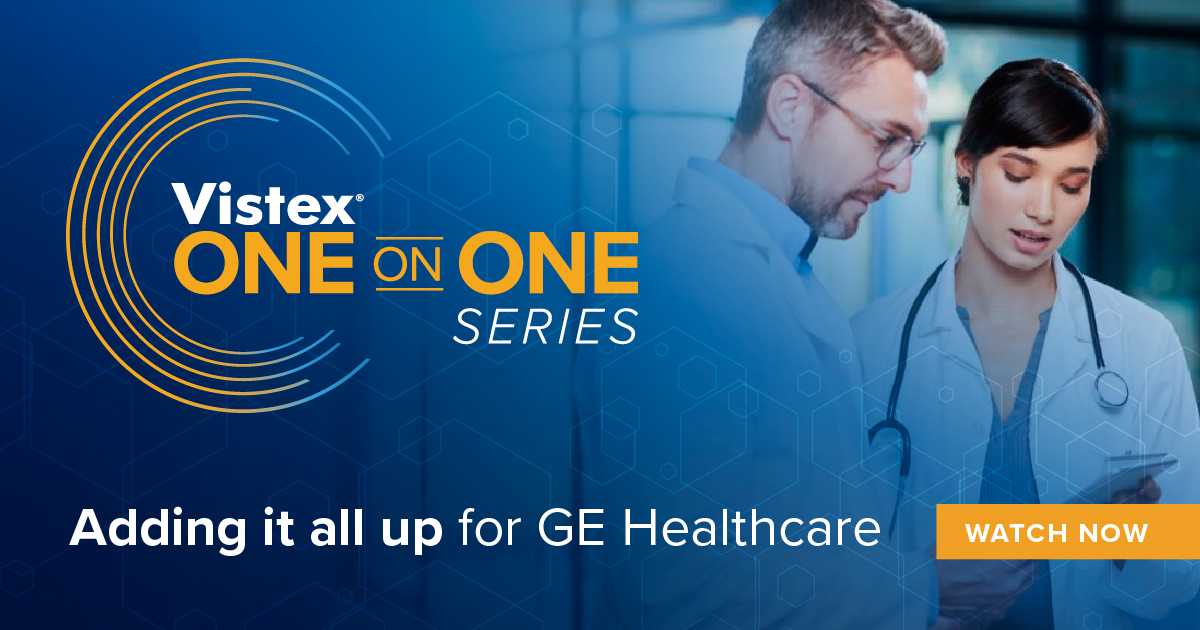 Adding it all up for GE Healthcare