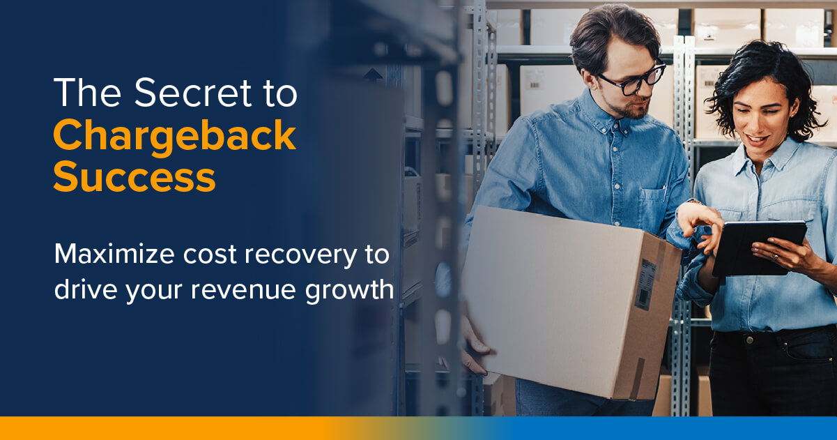 The Secret to Chargeback Success for Wholesale Distributors