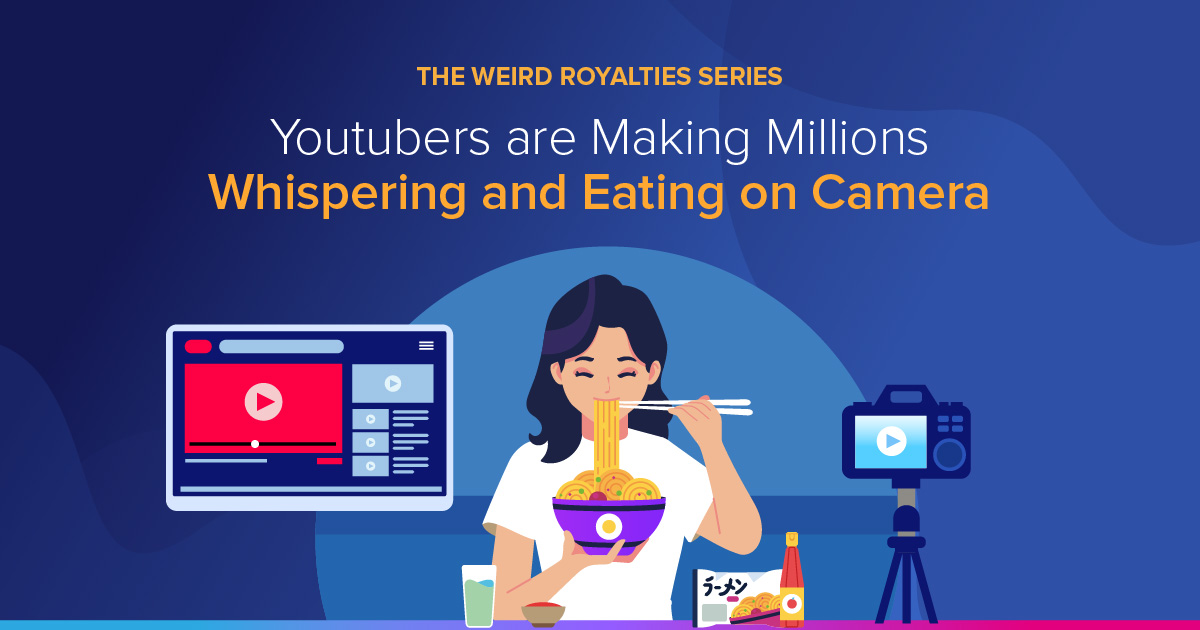 YouTubers Are Making Millions Whispering and Eating on Camera