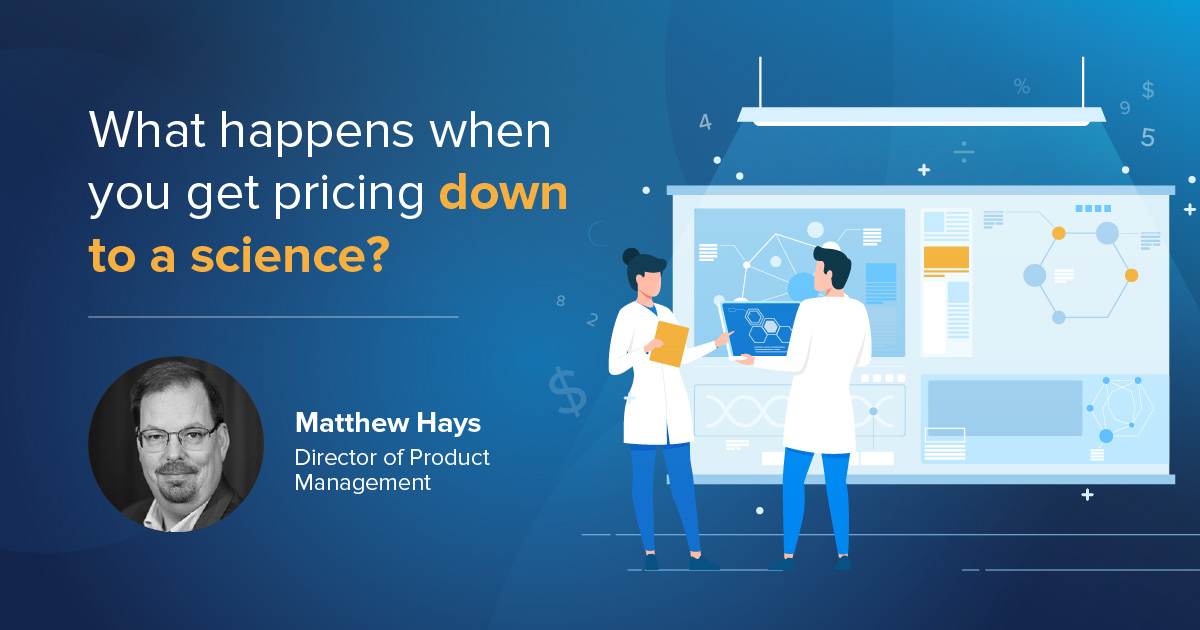 What happens when you get price optimization down to a science?