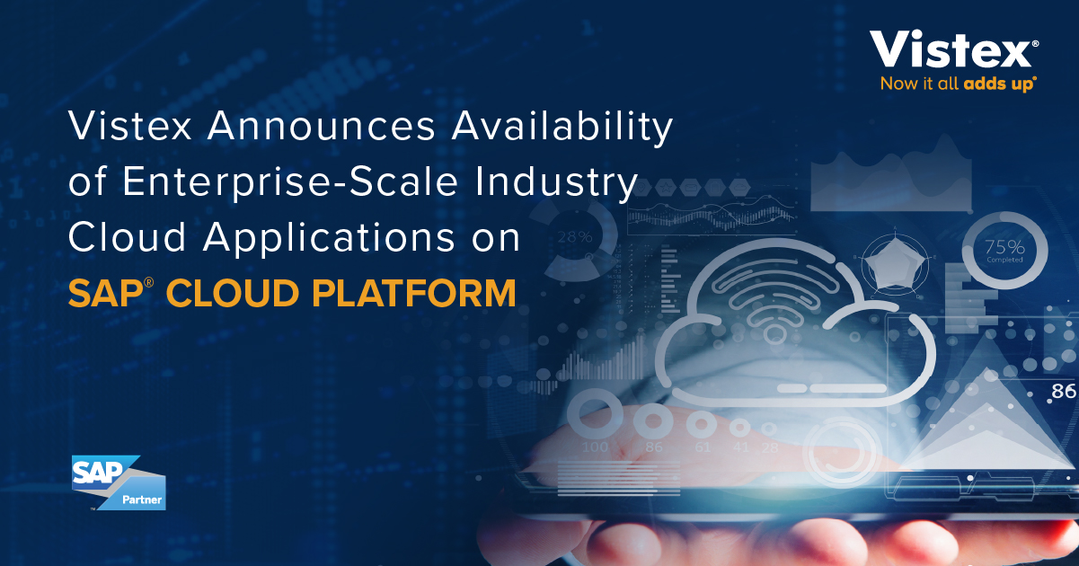 Enterprise-Scale Industry Cloud Applications on SAP Cloud Platform