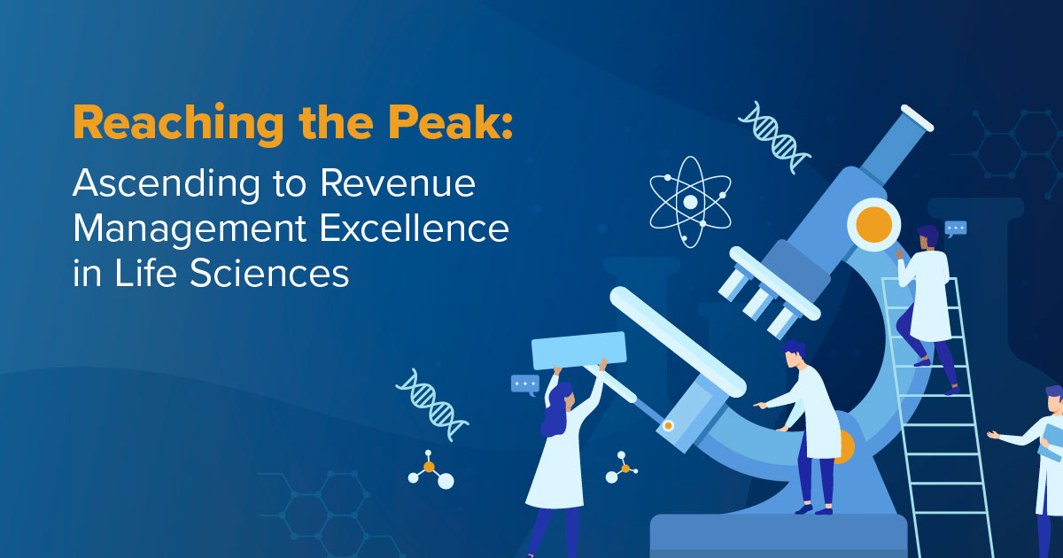 Reaching the Peak: Ascending to Revenue Management Excellence in Life Sciences
