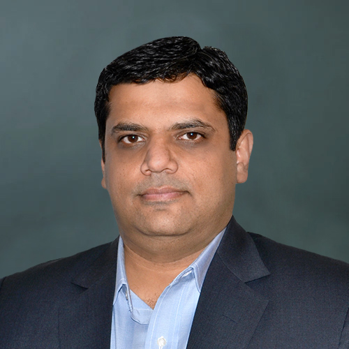 Chirag Shah - Managing Director of Vistex Asia-Pacific