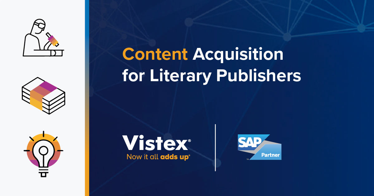 Content Acquisition for Literary Publishers