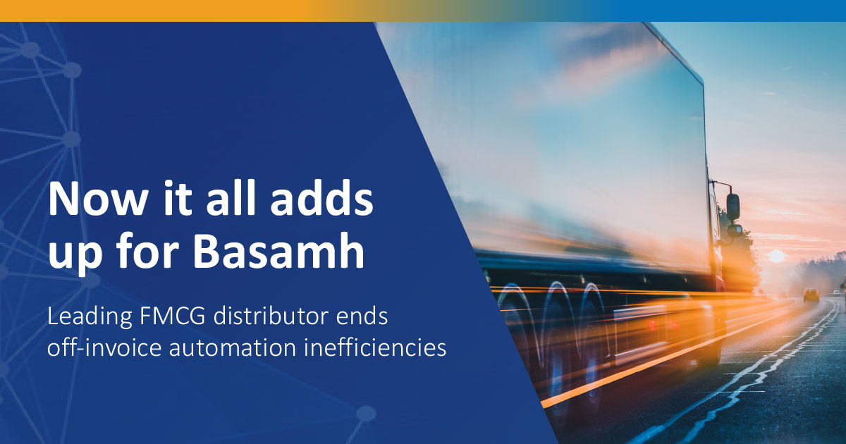 Basamh, Leading FMCG Distributor, Ends Off-Invoice Automation Inefficiency
