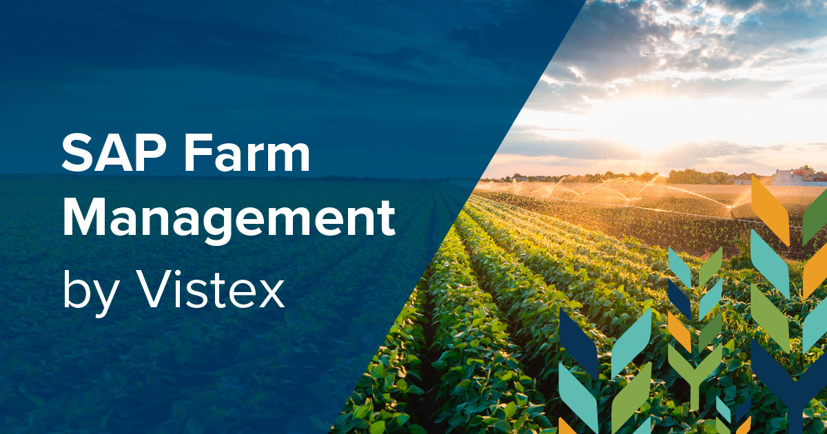 SAP Farm Management by Vistex