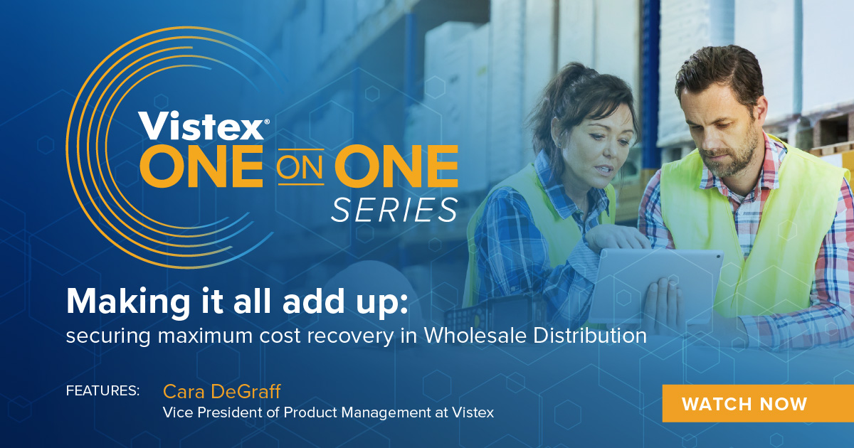 Making it all add up: securing maximum cost recovery in Wholesale Distribution