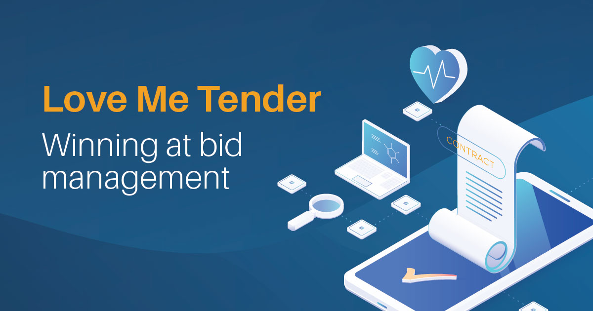 Love Me Tender: Winning at Bid Management