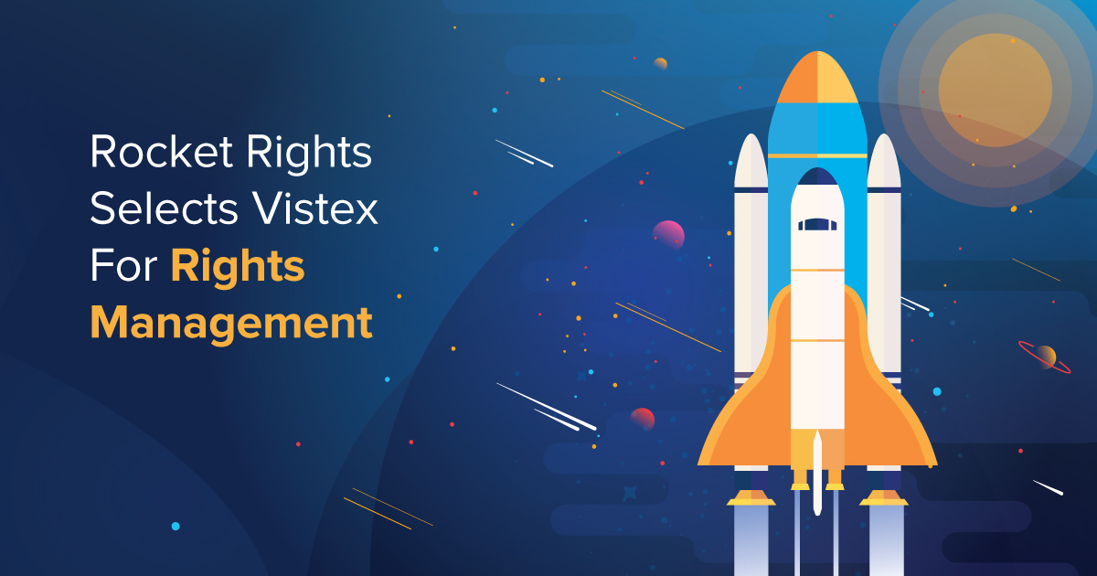 Rocket Rights Selects Vistex For Rights Management