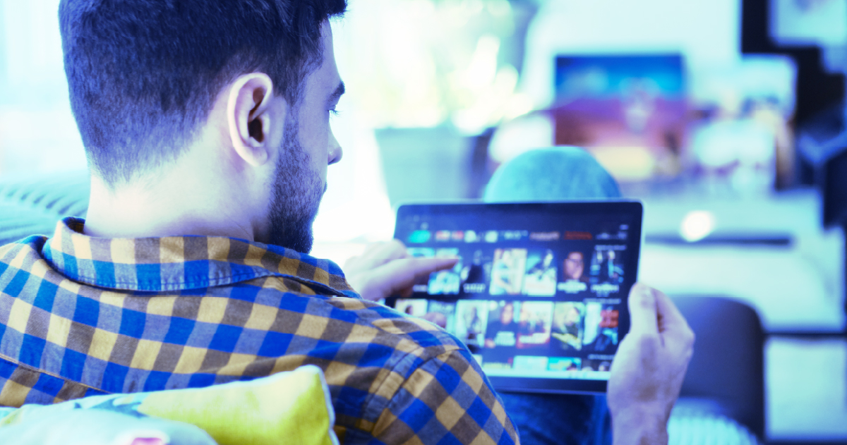 Netflix has kept turning out new content and remains the #1 SVOD service worldwide