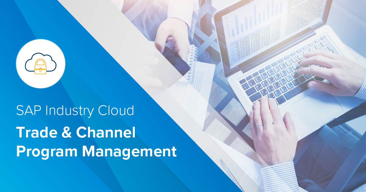 SAP Industry Cloud - Trade and Channel Brochure