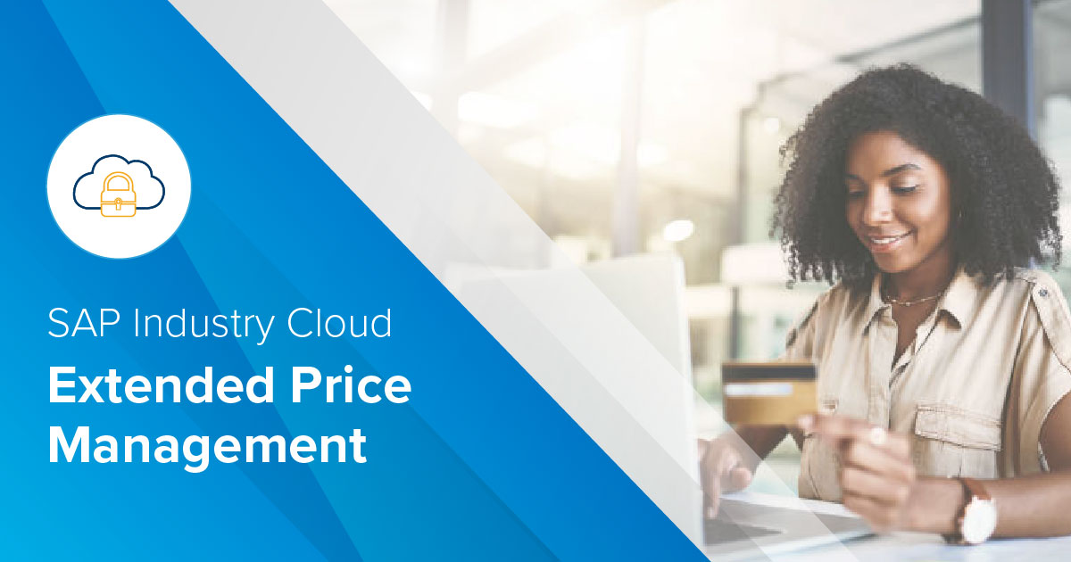 SAP Industry Cloud - Extended Price Management - Brochure