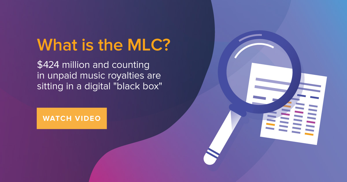 What is the Mechanical Licensing Collective or MLC