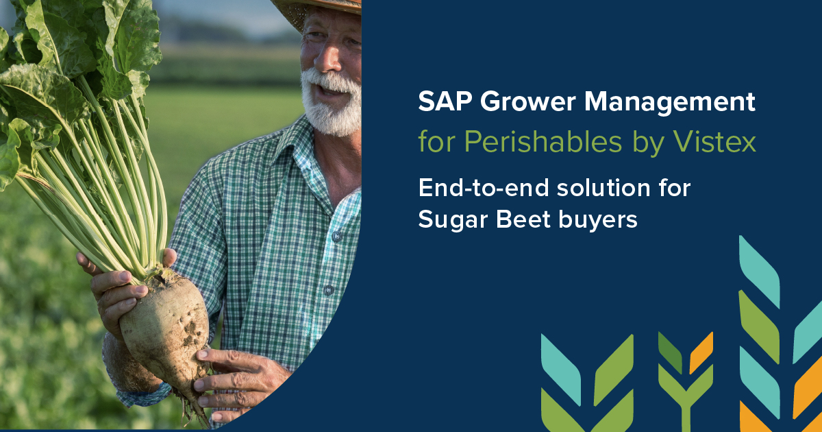End-to-end Grower Management for Perishables